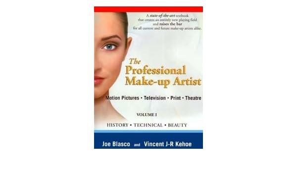 the professional makeup artist book joe blasco mugeek vidalondon