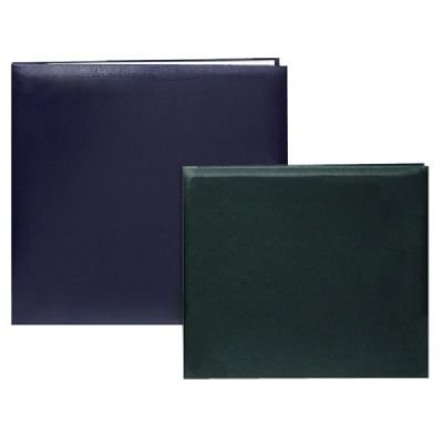 (Pioneer Leatherette Post Bound Album 12x12-Navy)