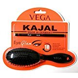 Vega Eye Glam Kajal Made In Germany 0.35G With Hair Brush product image