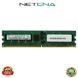 X7801A 2GB (2x1GB) Sun Fire T1000/T2000 Server Memory 100% Compatible memory by NETCNA USA