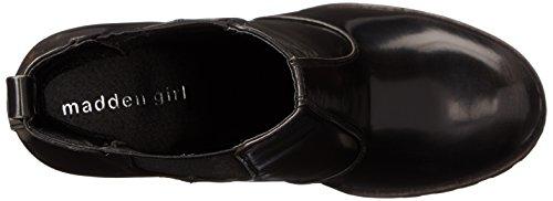 887865345343 - Madden Girl Women's Anarchhy Boot, Black/Grey, 6.5 M US carousel main 7