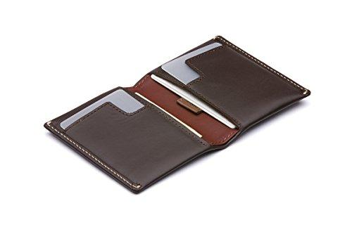 Slim Java Black Portafoglio Sleeve Da In design Uomo Precedente Bellroy Pelle PwAf8qp5f