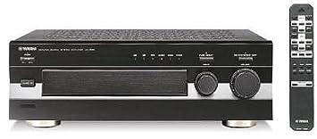 Yamaha AX 596 - Amplificador, color negro
