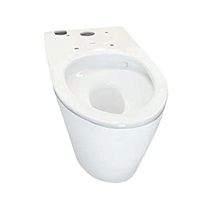 TOTO CT920CEMFG#01 Toilet Bowl, Cotton/White - - Amazon com