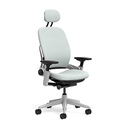 steelcase leap platinum - 2