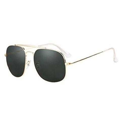 Gafas De 1 Harajuku 4 Color Sol Polarizada Controladores Playa Elegante Espejo HOME Vintage Luz QZ De Moda pq451Fxww