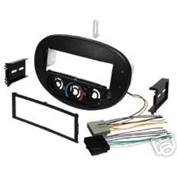 Amazon.com: Carxtc Stereo Install Dash Kit Fits Ford Escort 1997 1998 1999  2000 2001 2002 2003 00 01 02 03 Includes Wire Harness: Car Electronics | 1998 Mercury Tracer Radio Wiring Diagram |  | Amazon.com