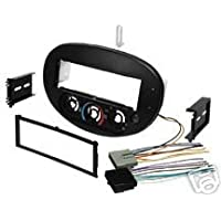 Stereo Install Dash Kit Ford Escort 2001 01 02 2002 -car radio wiring install...