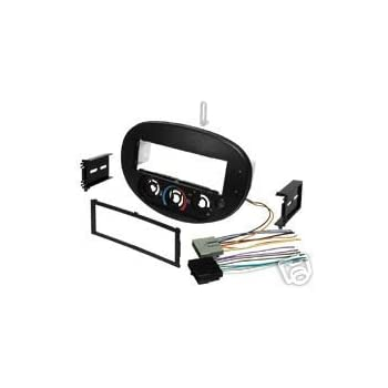 amazon com stereo install dash kit ford escort 97 98 99 00 01 2000 Ford Mustang Radio Wiring Harness this item stereo install dash kit ford escort 97 98 99 00 01 car radio wiring installation parts 2000 ford mustang radio wiring harness