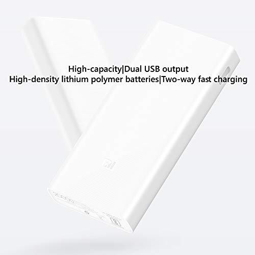 Xiaomi Mi Power Bank 2 (20000 mAh)