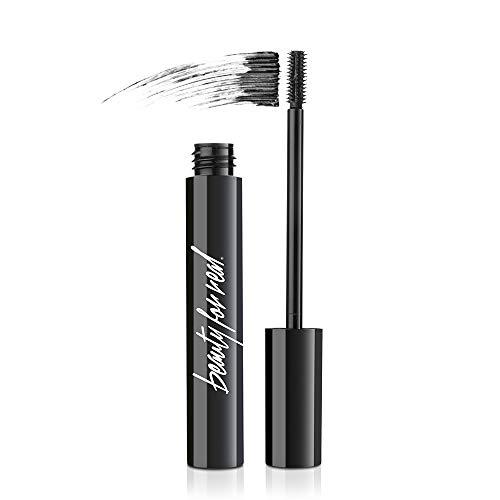 Beauty for Real Hi-Def Lengthening Mascara, Black, Smooth Finish, Smudge Proof, 0.31 fl oz