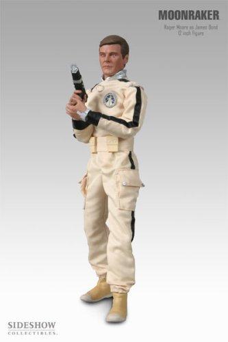 12 Bond James Figure - Sideshow Roger Moore as James Bond in Moonraker 12 inch Action Figure