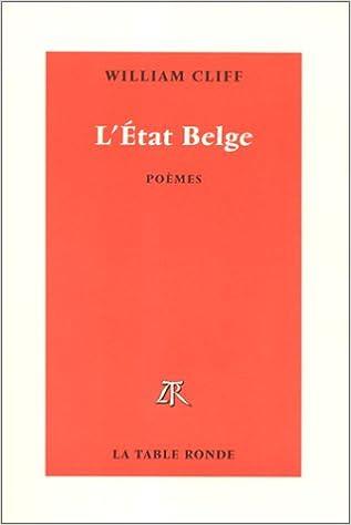 Lire en ligne L'Etat belge pdf, epub