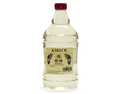Kirsch Brandy - Kirsch Pastry Liqueur, Gelified (Only for Baking- Not Drinking)