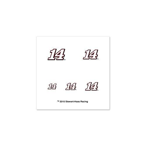 NASCAR Tony Stewart 20-Pack Mini Temporary Tattoos ()