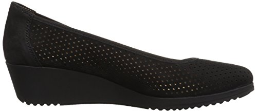 Naturalizer Tumbled Betina Women's Black 2 Pump qTrOwq8SA