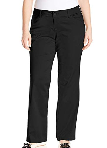 LEE Women's Plus Size Modern Series Maxwell Curvy Fit Trouser