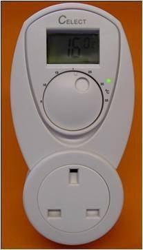 Celect T33 Thermostat Coronado Controls Ltd