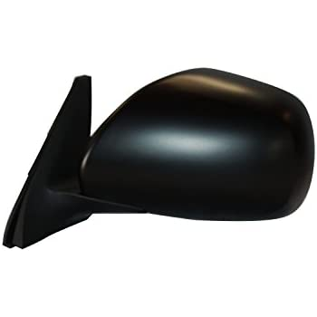 Non-Heated Left Hand Wing Mirror Black