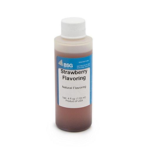 Strawberry Flavoring 4 oz