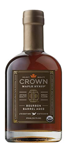 Certified Organic Bourbon Barrel