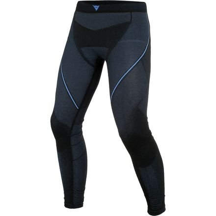 Dainese D-Core Aero Pants (BLACK/COBALT BLUE)