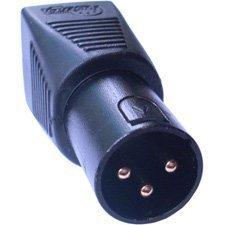Amazon.com: TecNec DMX-3XM-CAT5 3-pin XLR Male to RJ45 Adapter-by ...