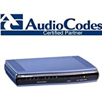 AudioCodes MediaPack MP-118 VoIP Gateway MP118/4S/4O/SIP
