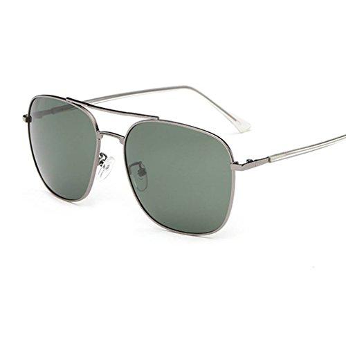 Gafas Mujeres Hombres Gafas polarizadas de de de UV400 4 conducción protección gafas unisex Coolsir sol forma Moda cuadrada UBnR6SP