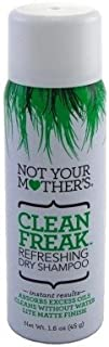 product image for Not Your Mothers Clean Freak Dry Shampoo 1.6 Ounce (12 Pieces) (47ml)