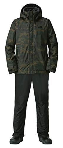 XL DW-3208 Winter Thermoanzug Winteranzug 2-tlg Angelsport Bekleidung Daiwa Rainmax EHL Wintersuit Gr