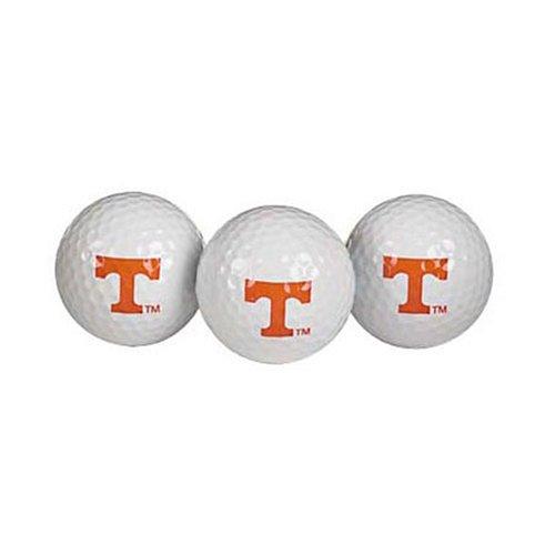 (Team Effort Tennessee Volunteers Golf Ball 3 Pack )