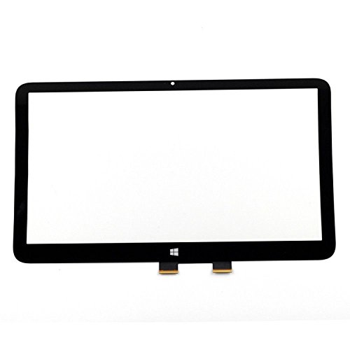 YCLM 13.3' Touch Screen LED LCD for HP Pavilion X360 13-A Series, 13-a050ca 13-a051nr 13-a051xx 13-a010dx 13-a010nr Digitizer Glass Sensor DIG-HPX36013A