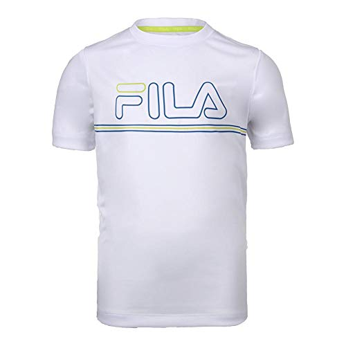 Fila-Boys` Serve and Volley Tennis Crew-(723567980690) ()