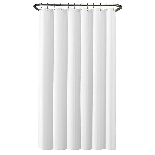 MAYTEX Waterproof Fabric Shower Curtain or Liner, 70