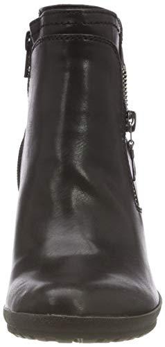 S 21 Comb Mujer oliver Botines 5 25339 black 98 098 Negro Para 5 IrPTI