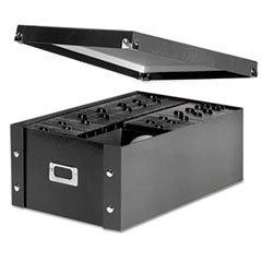 * CD Storage Box, Holds 120 Slim/60 Std. Cases