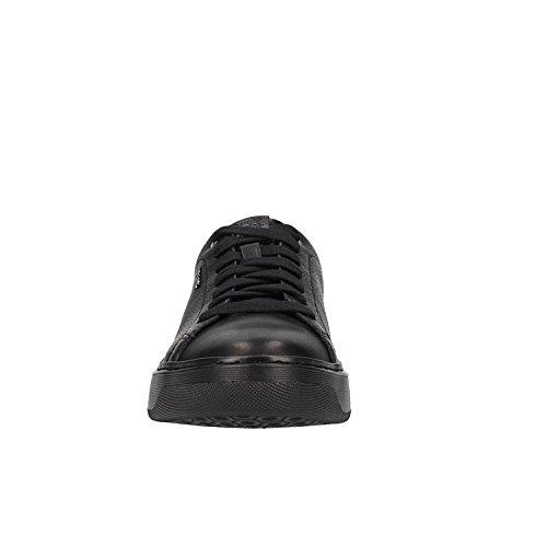 Geox U Deiven B, Scarpe da Ginnastica Basse Uomo Nero (Black C9999)