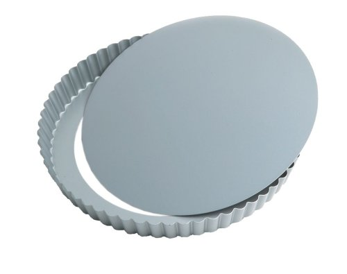 Fox Run Preffered Round Quiche Pan w/ Removable Bottom