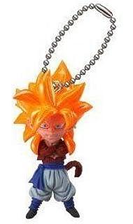 Amazon.com: Dragon Ball Z UDM Burst 09 SS3 Gotenks Figure ...