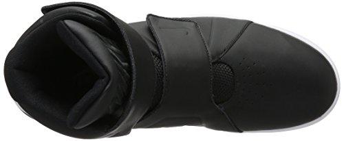 Nike Marxman Heren Hi Top Sneakers 832764 Sneakers Schoenen Zwart / Wit / Zwart