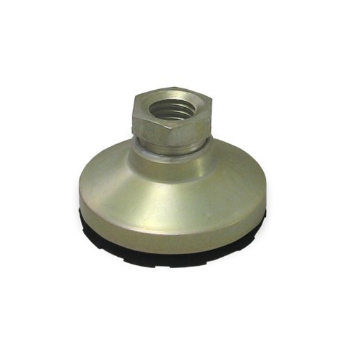 Level-It Leveling Mount NTS-4 Tapped Style, Non-Skid ()