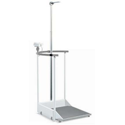 Seca 223 Full Length Aluminum Stadiometer Attachment (for use with Seca 644 Hand-Rail (Seca Handrail Scale)