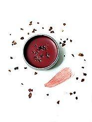 Red Sheer Tinted Lip Balm, Vegan Lip Bal...