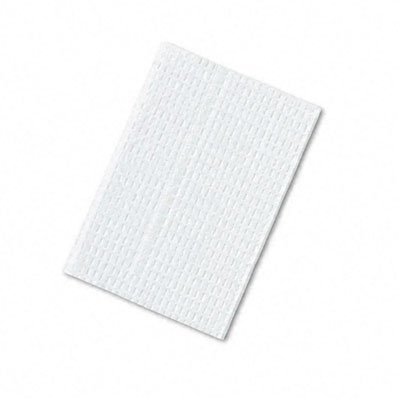 Graham Medical 170 Overall Embossed 3-Ply Towel, 13.5