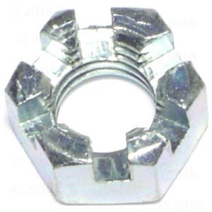 Most Popular Slotted Nuts