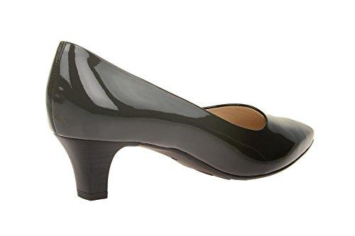 charol Peter 47601 vestir para 138 Kaiser Zapatos de de gris mujer H0ra0Tqw1