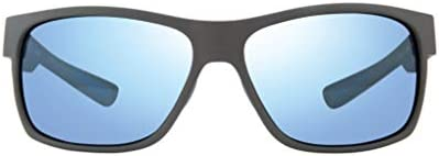 Revo Sunglasses for Men Women - Polarized Rectangle Styles - Multiple Frames and Lens Colors