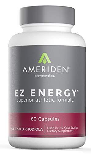 EZ Energy Powerful Athletic Formula 60 cap 600 mg NEW LOW PRICE