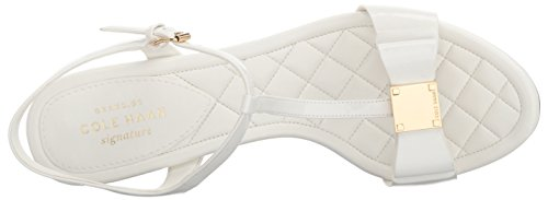 Patent Haan II Cole Optic Womens Cole Genessa Sandall Haan White FpzPxqq